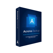 Acronis Backup 12.5 Standard Server License incl. AAP ESD (1-4)